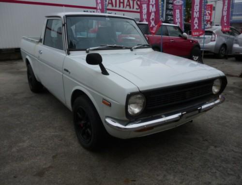 パブリカ S59年 73,000km 買取